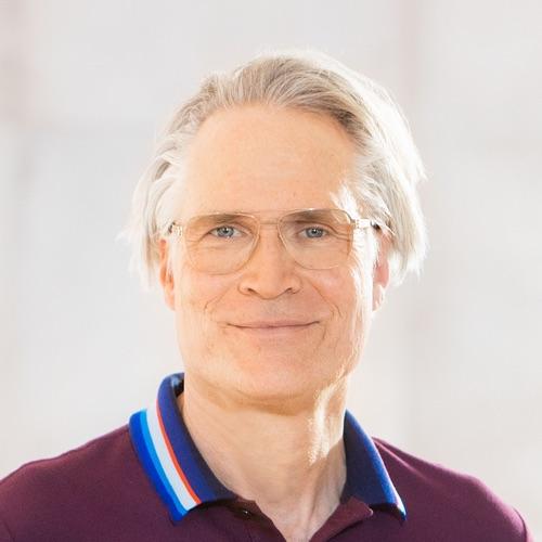 Augenarzt Thomas F. Müller.
